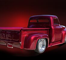 1953 Ford 'Fine Wine' Custom Pick-Up by DaveKoontz