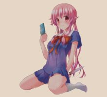 The Sweet Yuno Gasai (Mirai Nikki) by Sasuune