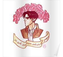 Levi Heichou Loves You Poster
