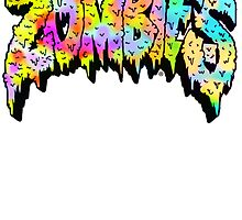Flatbush Zombies Logo by Ben McCarthy