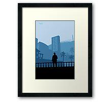 Grand Theft Auto: Michael Framed Print