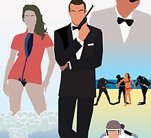 Ian Fleming's Thunderball by davidyarb