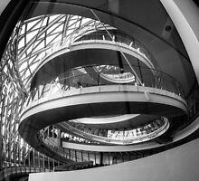 The Stairway by Marzena Grabczynska Lorenc