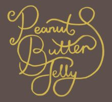Peanut Butter Jelly by jumpy