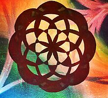 Flower of Life by NickelAzo