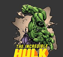 the incredible hulk by fathurdavega