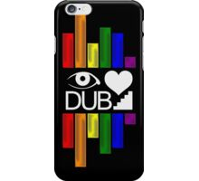 I <3 Dubstep Moar iPhone Case/Skin