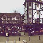Ol' English Pub by James Hanley