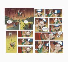 gravity falls comic 2 by kiragf