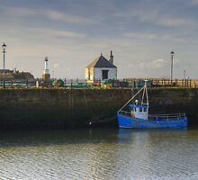 The Solway Coast ~ Maryport Harbour by VoluntaryRanger