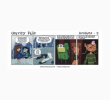 gravity falls comic 30 by kiragf