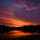 Lake Junaluska Reflections by JKKimball