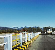 Indian Bus Driving in Himalayan Foothills by visualspectrum