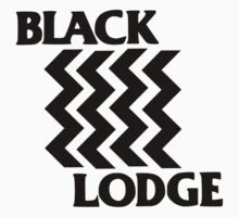 Twin Peaks: Black Lodge Kids Clothes