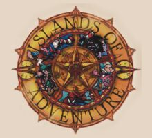 Islands of Adventure Concept Logo by UniversalNOW