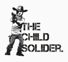 The Child Solider by EatmyDixon