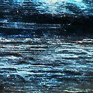 Midnight Marinescape (Kyanite) by Stephanie Bateman-Graham