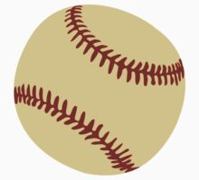 Baseball ball by Designzz