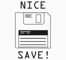 Nice Save! by BrightDesign