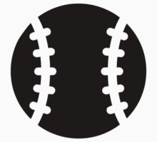 Baseball icon symbol by Designzz
