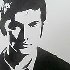 David Tennant/Dr Who by Clare Shailes