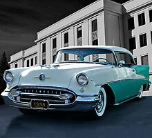 1955 Oldsmobile Super 88 by DaveKoontz