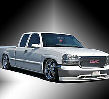 2012 GMC 'Jimmy' Custom Pick-Up by DaveKoontz