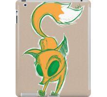 just a fox iPad Case/Skin