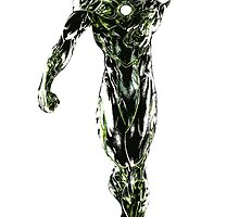 Green Lantern colored edited by VictorRyan