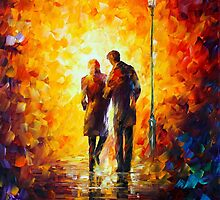 COME TOGETHER by Leonid  Afremov
