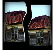 A House Divided Photographic Print