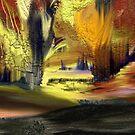 Forêt Interdite by Gabriela Simut