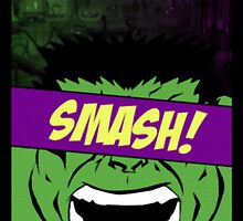 Hulk Smash! by fletchboogie