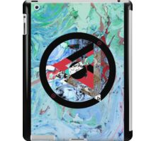 Somewhere not here 2 iPad Case/Skin