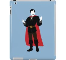 American Who - 3rd Doctor - Vincent Price iPad Case/Skin