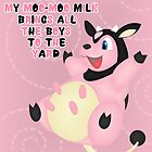 My Moo-Moo Milk Brings All The Boys To The Yard by nimbusnought