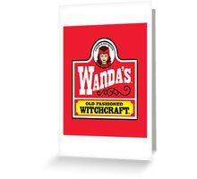 Wanda's Greeting Card