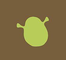 Shrek by alexisalion