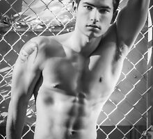 Vadim Black 23 B&W by Damian  Christopher Photography