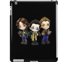 Team Free Will - Chibi Style iPad Case/Skin