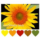 Sunflower Love by fantasytripp