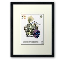 The Well. Framed Print