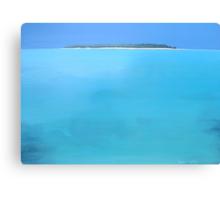 Island I Canvas Print