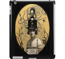 Lucinda Octavio, Deep Sea Milliner iPad Case/Skin