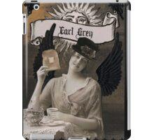 Teatime with Abigail Grey iPad Case/Skin