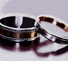 RINGS by Pete Klimek
