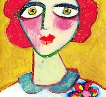 Livid Lynne  by Rosemary Brown