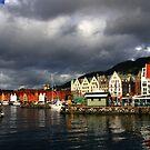 Bergen by tonni