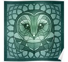 The Minty Fresh Owling Poster