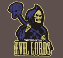 Snake Mountain Evil Lords by Buby87